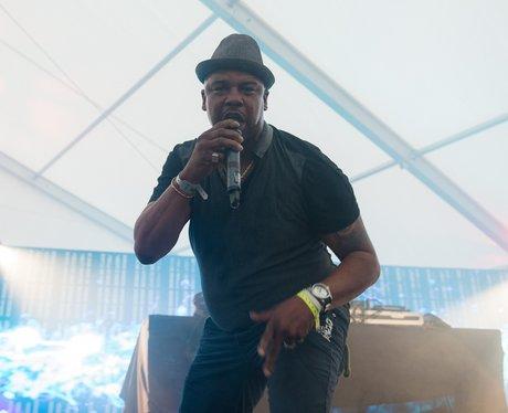 Damon C Scott live at Birmingham Pride 2014