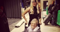 Lady Gaga Old Fan Instagram