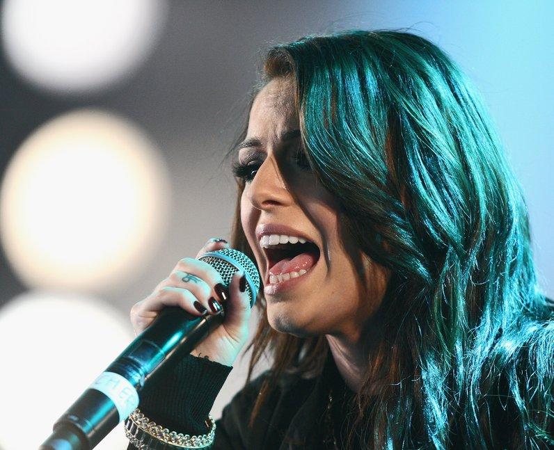 Cher Lloyd Isle Of Wight Festival 2014