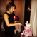 58. Cheryl Cole cutes into her deluxe birthday cake... as she turns 31!
