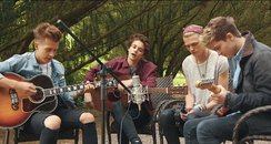 The Vamps Somebody To You Acoustic Video