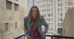 weird al tacky video