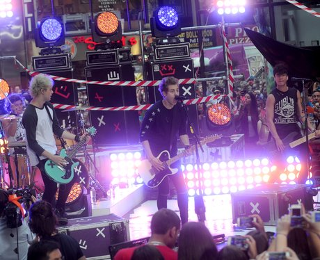 5SOS Live on 'Today'