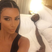 76. Wake up Kanye! Kim Kardashian West posts a cheeky seflie with husband Kanye asleep in bed