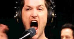 Danny O'Donoghue Facial Expression GIF