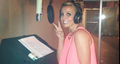 Britney Spears studio