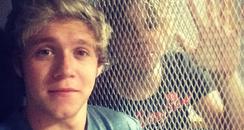 Niall Horan and Ashton 5SOS