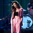 Lorde Rock and Roll Hall Of Fame