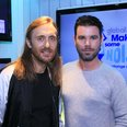 David Guetta and Dave Berry