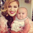 Kelly Clarkson Baby  Instagram