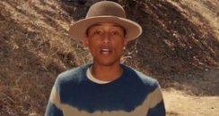 Pharrell Gust Of Wind Music Video