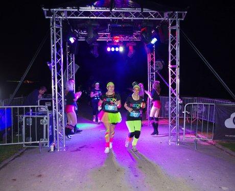 Neon Run Leeds