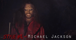 Michael Jackson Thriller cover video