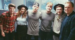 Rixton with Tom & Claire