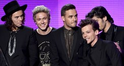 One Direction American Music Awards 2014