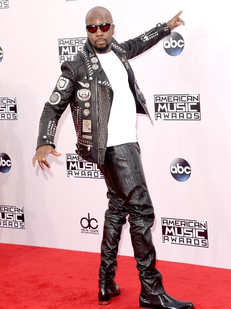 Wyclef Jean American Music Awards 2014