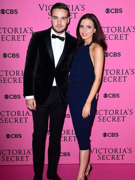 Liam Payne and Girlfriend Victorias Secret Fashion
