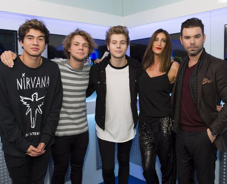 5 Seconds Of Summer Live Jingle Bell Ball 2014