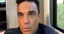 Robbie Williams Youtube Video still