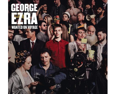 George Ezra Album With Cover