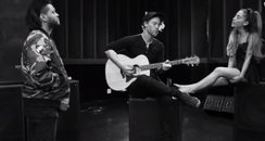 Ariana Grande The Weeknd Love Me Harder acoustic