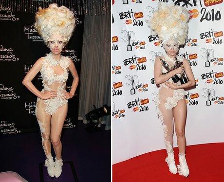 Celebrity Waxworks: Lady Gaga