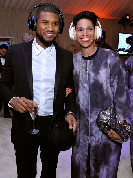 Usher and Grace Miguel get Engaged