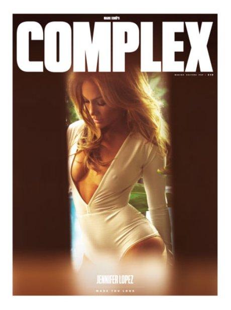 Jennifer Lopez Complex Magazine 2014