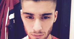Zayn Malik shows off new hair