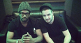 Liam Payne Juicy J studio instagram