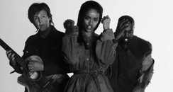 Rihanna 'FourFiveSeconds' Music Video