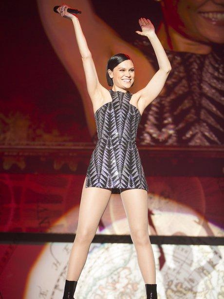 Jessie J Grammy Awards After Party 2015