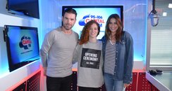 Jess Glynne On Capital With Dave and Lisa