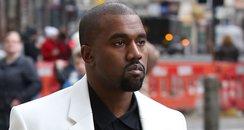 Kanye West London Fashion Week