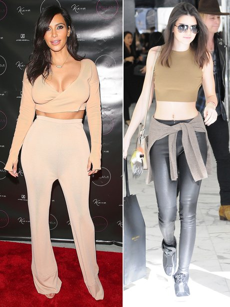 Kendall and Kim: Fashion Face Off