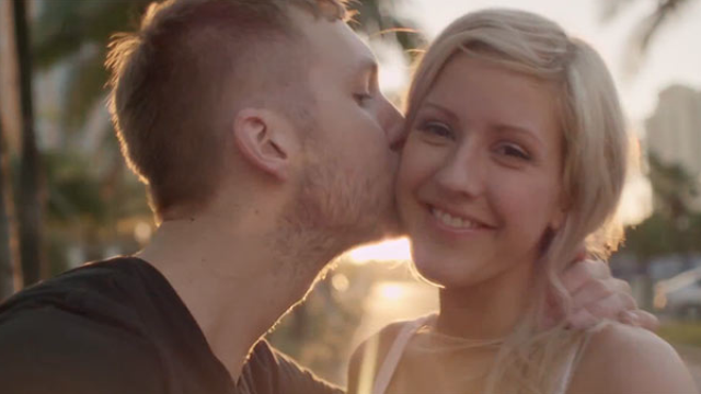 have calvin harris and ellie goulding dating Yes, anything could happen – but ellie goulding's putting some rumors to rest calvin harris – who's reportedly dating swift – has offered to perform.