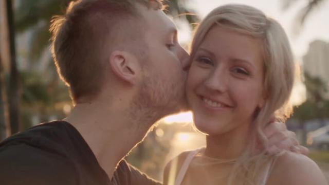 ... LOVE The Friendship Between Calvin Harris & Ellie Goulding - Capital