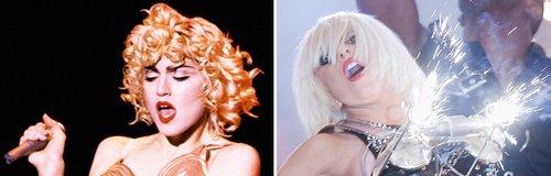 Madonna V. Lady Gaga