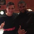 Usher & Martin Garrix