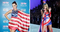 Fashion Face Off: Taylor Swift V. Katy Perry