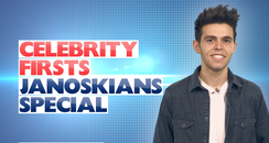 Celebrity Firsts: The Janoskians