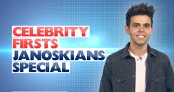Celebrity Firsts: The Janoskians