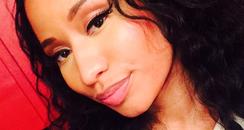 Nicki Minaj Selfie Instagram