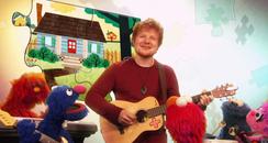 Ed Sheeran Sesame Street 2015