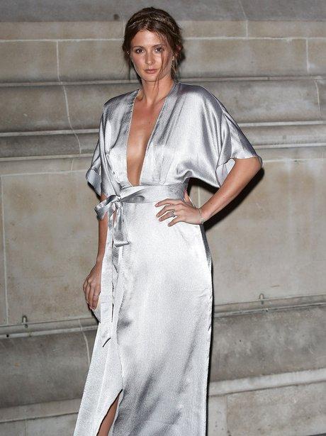 Millie Mackinotsh Silk Dress
