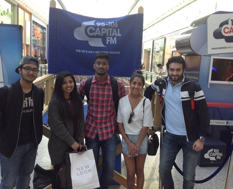 Manchester Arndale Student Event