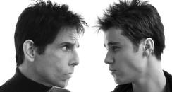 Ben Stiller and Justin Bieber Zoolander 2
