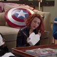 Black Widow SNL Spoof