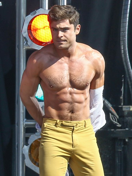 Zac Efron Nude Photoshoot 20