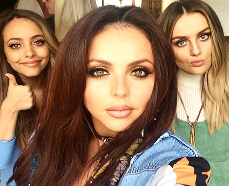 Little Mix selfie
